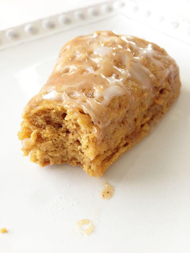 "skinny ""starbucks"" pumpkin scones | Pure Baking Goodness | Pinterest"