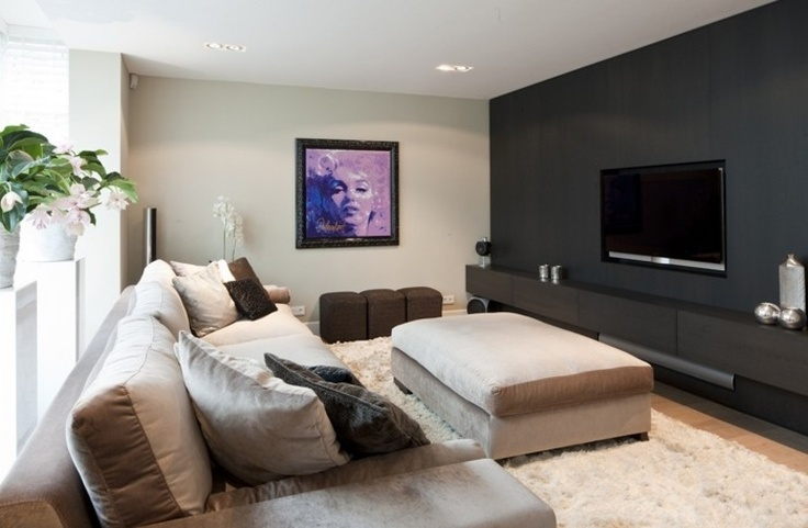 tv-meubel-woonkamer  Home Decor  Pinterest