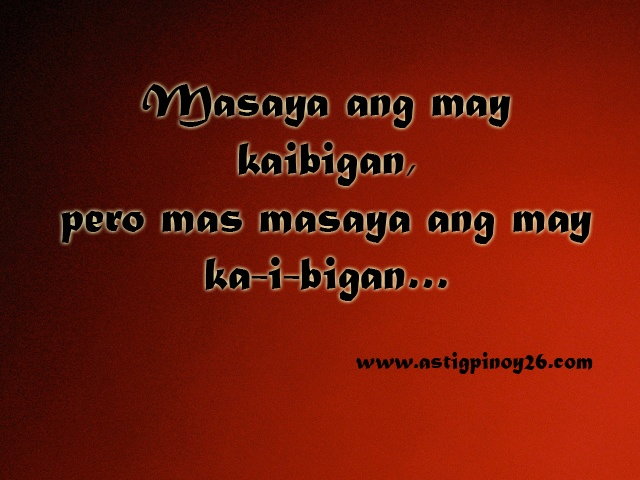 tagalog quotes on valentines
