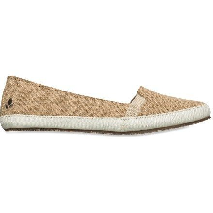 Reef Summer Shoes - Soft, flexible and naturally breathable cotton