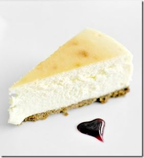Orange Blossom Cheesecake | Holiday Decor and Foods | Pinterest