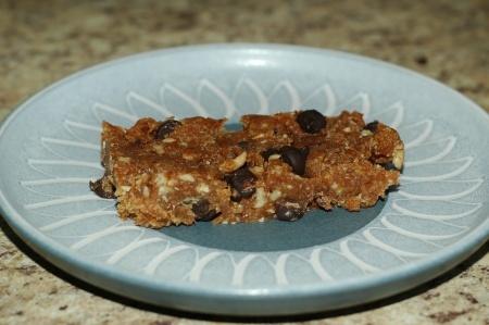 homemade energy bars | yummy things to make and bake | Pinterest