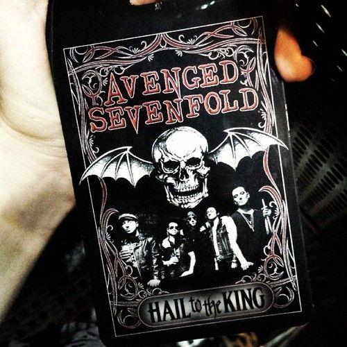 Avenged Sevenfold pase vip