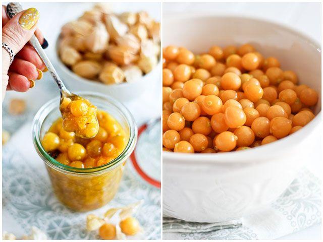 Sugar Free Gooseberry Refrigerator Jam | The Healthy Foodie