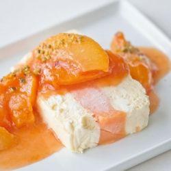 Sparkling Peach Semifreddo (gluten-free) | Oh my! Ice Cream! | Pinter ...