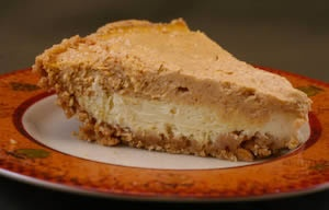 ... Favorites: Reduced Sugar Layered Pumpkin Cheesecake for Thanksgiving