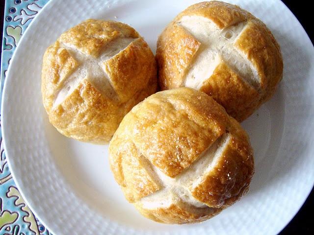 Homemade Pretzel Rolls | Recipes to Try...Yum Yum | Pinterest