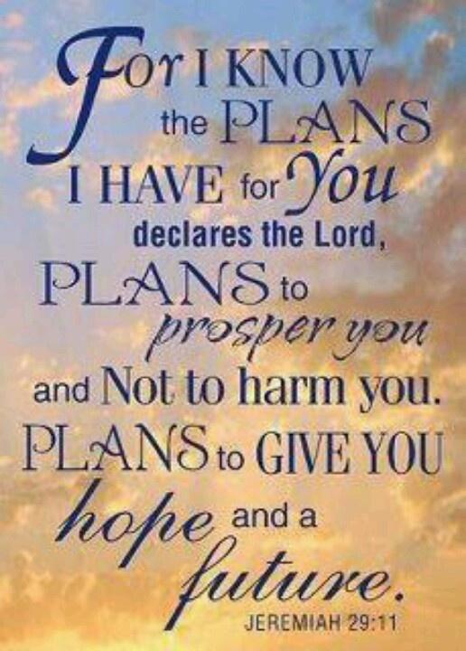 jeremiah 29 11 words of wonder pinterest