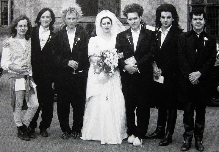 Robert Smith's Wedding