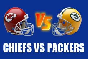 Green Bay Packers Vs Kansas City Chiefs