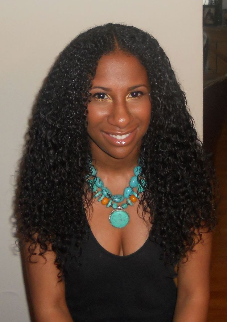 wash and go hairstyles for natural hair : Natural Hair Natural Hairstyles Wash And Go Short Hairstyle 2013