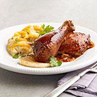 clutch bags Saucy BBQ Chicken  Recipe
