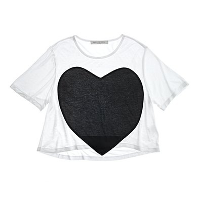 Laugh Cry Repeat™ Heart Tee