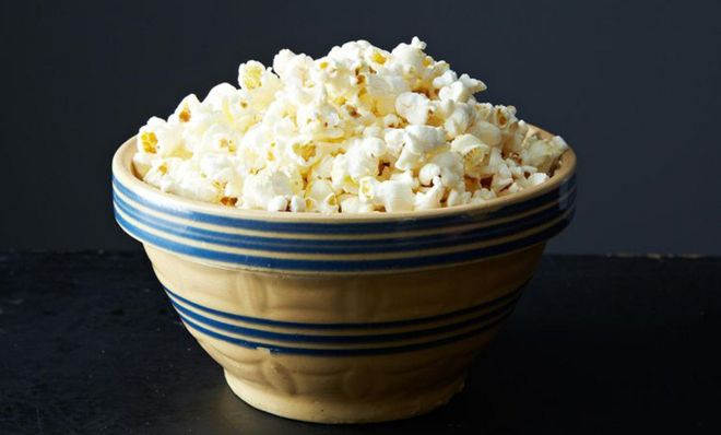 Perfect Popcorn | Food | Pinterest