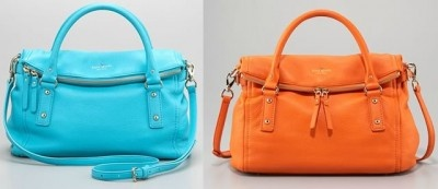 Spring into Summer with the Kate Spade Leslie Satchel