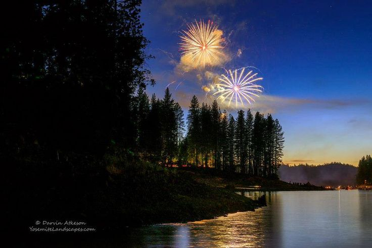 4th of july in yosemite 2012