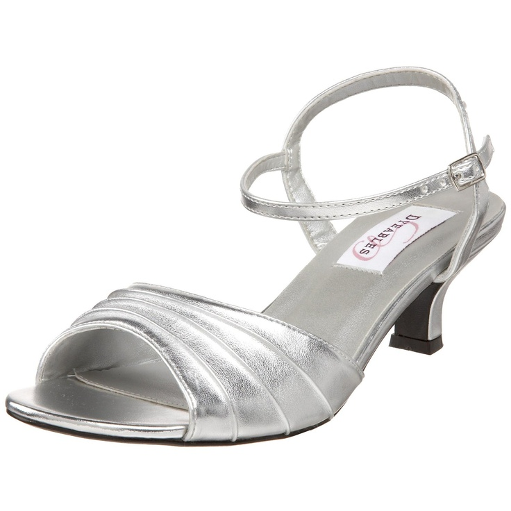 Dyeables Women's Brielle Ankle-Strap Sandal - designer shoes, handbags, jewelry, watches, and fashion accessories | endless.com