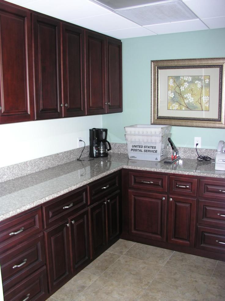 granite countertops and cherry cabinets mom s kitchen