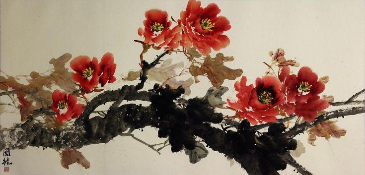 korean folk art painting - Google Search | tattys and ...