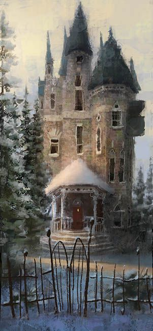 Victorian House by ~MarcoBucci 526fe949c7f83b1da94142d6472dba08