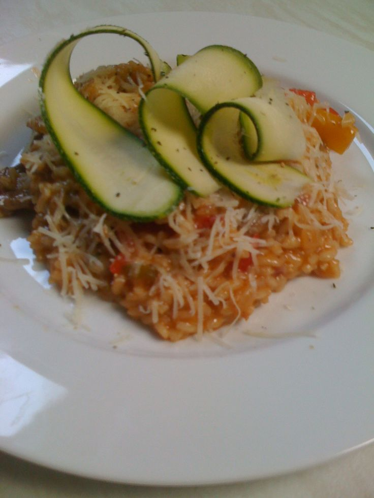 Sun dried tomato risotto | 1 Rice, Quinoa, lentils, etc.... | Pintere ...