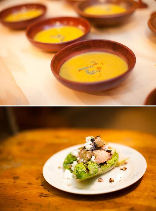 Cantaloupe-Basil Soup Recipe — Dishmaps