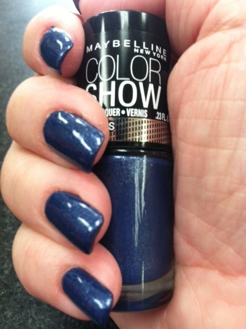 Maybelline Color Show! Click thru for Pics and review!