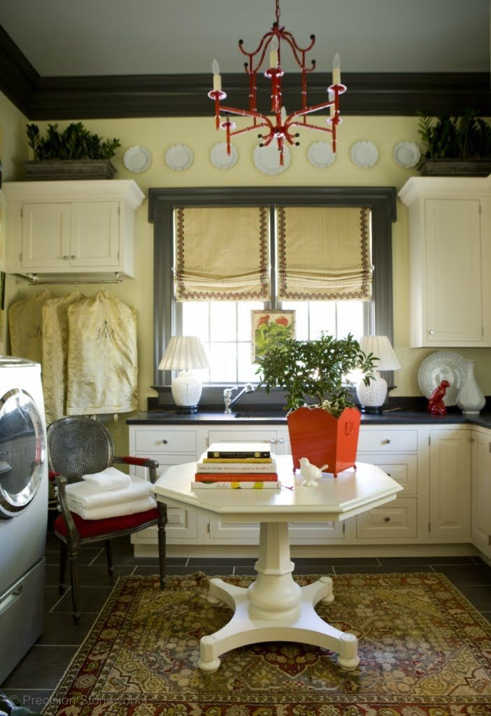 cottage cozy laundry room for the home pinterest