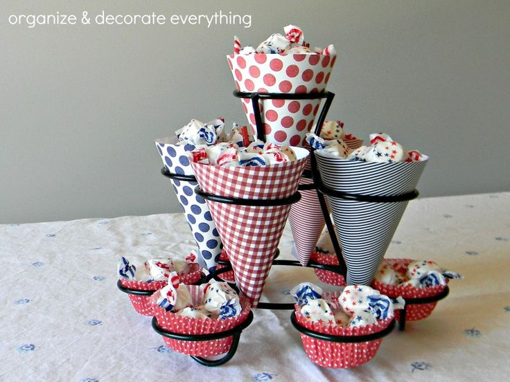 4th of july party decorations diy