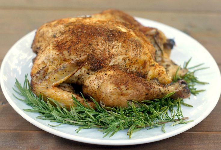 Slow-Cooker Roast Chicken | Edibles: Slow Cooker | Pinterest