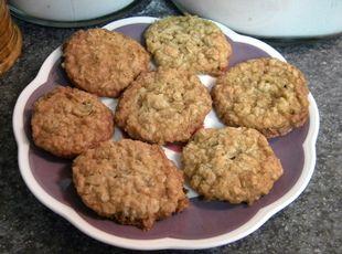 Grandma's Oatmeal Cookies | Food | Pinterest