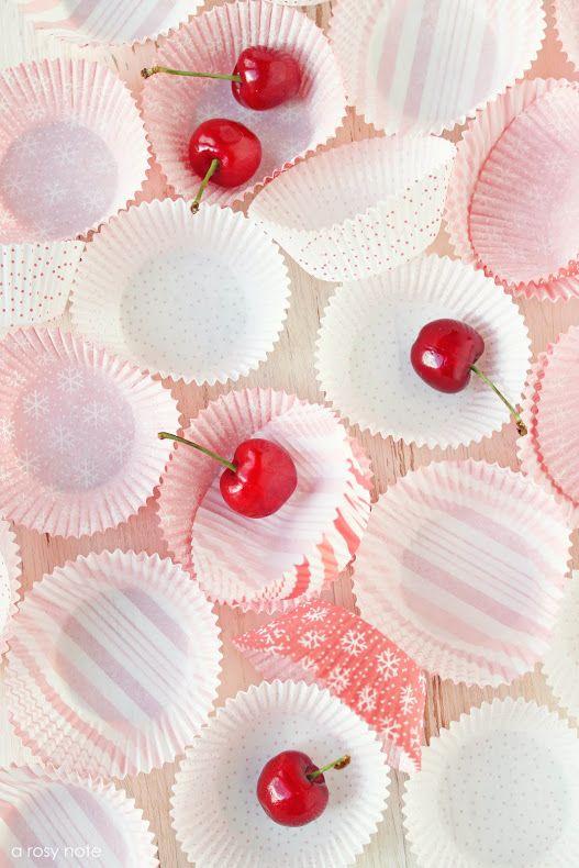 Christmas Cherries... | So Pretty | Pinterest
