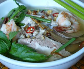 (Phnom Penh Noodle Soup) Recipe - This is one of my favorite noodle ...