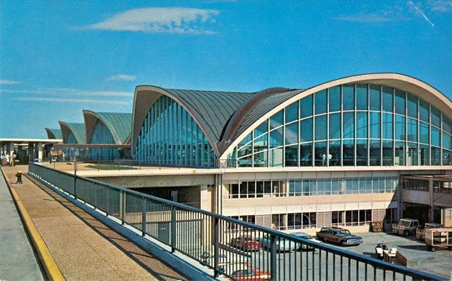 Lambert airport st louis mo been there done that for Architect st louis mo