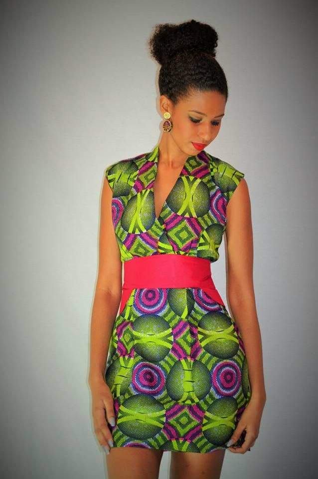 Dress By Malaika Designs Africa Inspired Fashion Pinterest