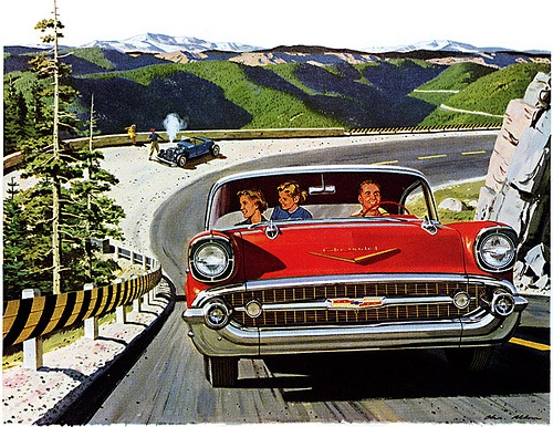 see the usa in your chevrolet art illustration pinterest. Cars Review. Best American Auto & Cars Review