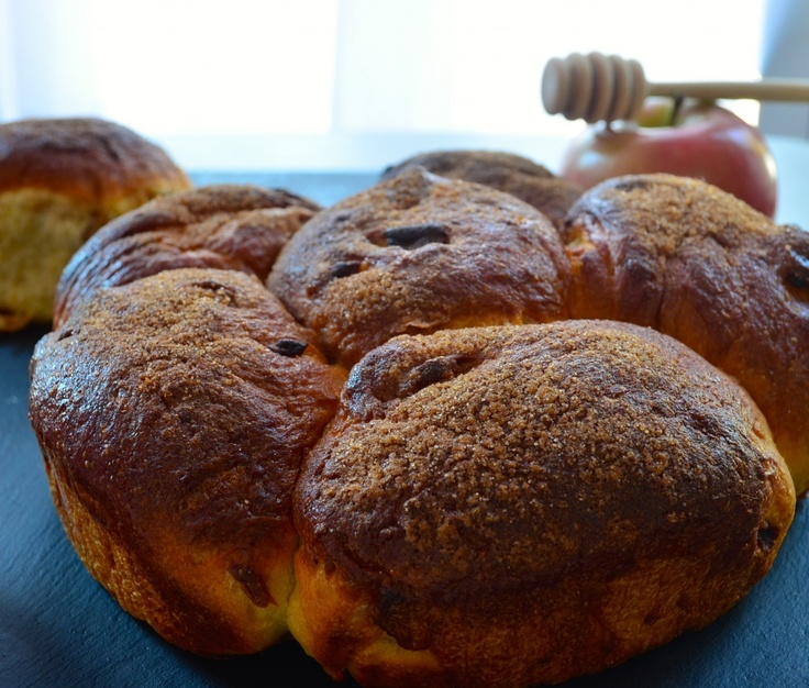 "Apples and Honey"" Challah 