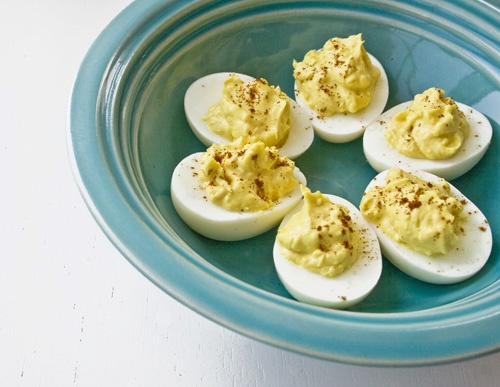 Classic Deviled Eggs | Favorite Recipes | Pinterest