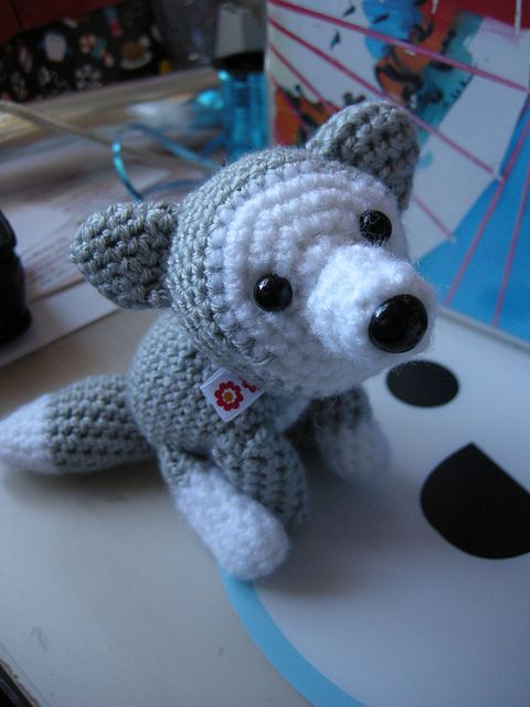 Free Corgi Crochet Pattern Dog Breeds Picture