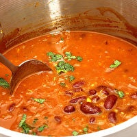 Red Kidney Bean Curry by Smitten Kitchen | get into my belly! | Pinte ...