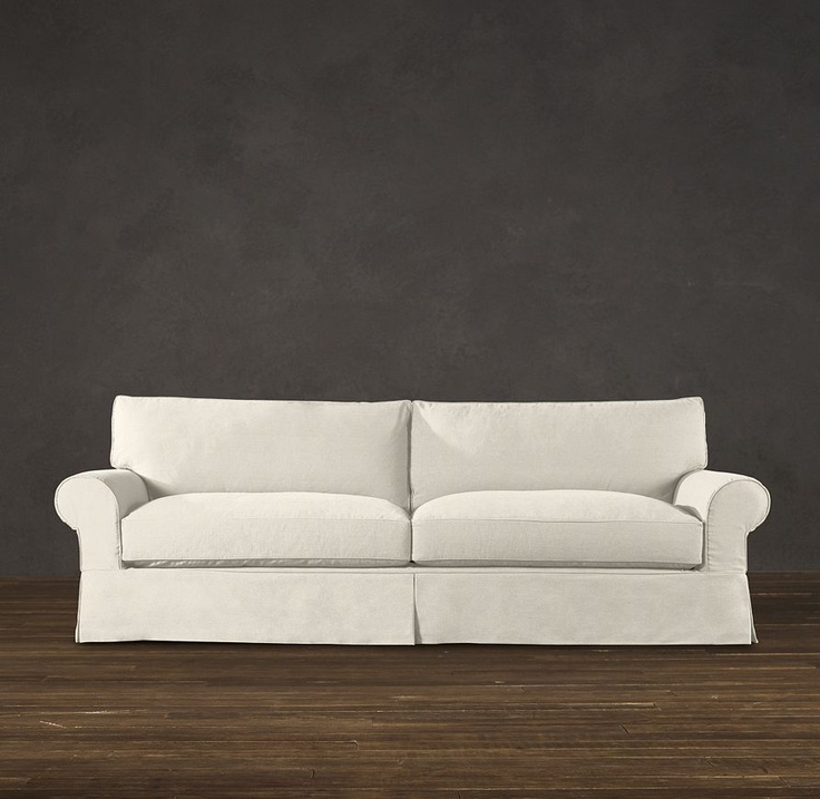 Restoration Hardware Sofa Home Sweet Home Pinterest