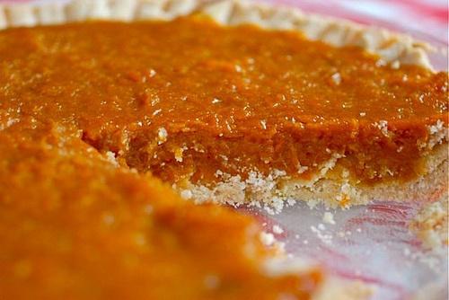 Butternut Squash Pie Recipe — Dishmaps