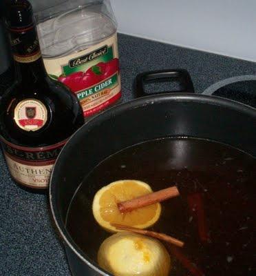 Apple Brandy Hot Toddy Recipe — Dishmaps