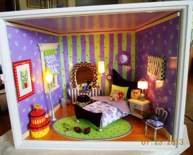 american ag mini s purple room 100 complete