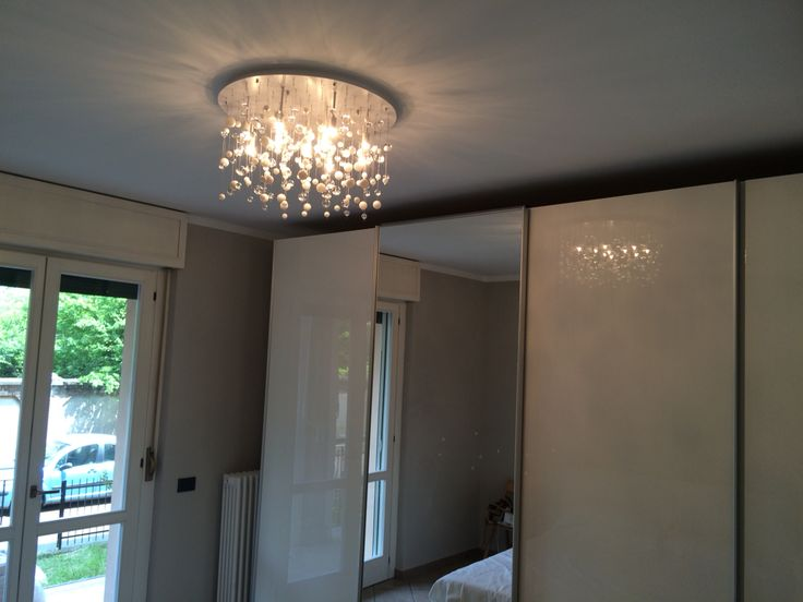 Plafoniere Camera Da Letto Moderne : Lampadario camera da letto design fabulous lampadari per