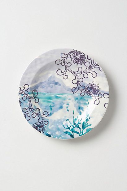 Anthropologie plate craft decorating ideas pinterest for Calligrapher canape plate anthropologie