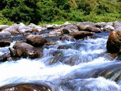 No empujes el río… que fluye solo