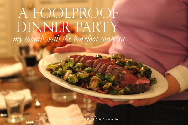 Barefoot Contessa Beef Tenderloin Fascinating With Barefoot Contessa Dinner Party Images