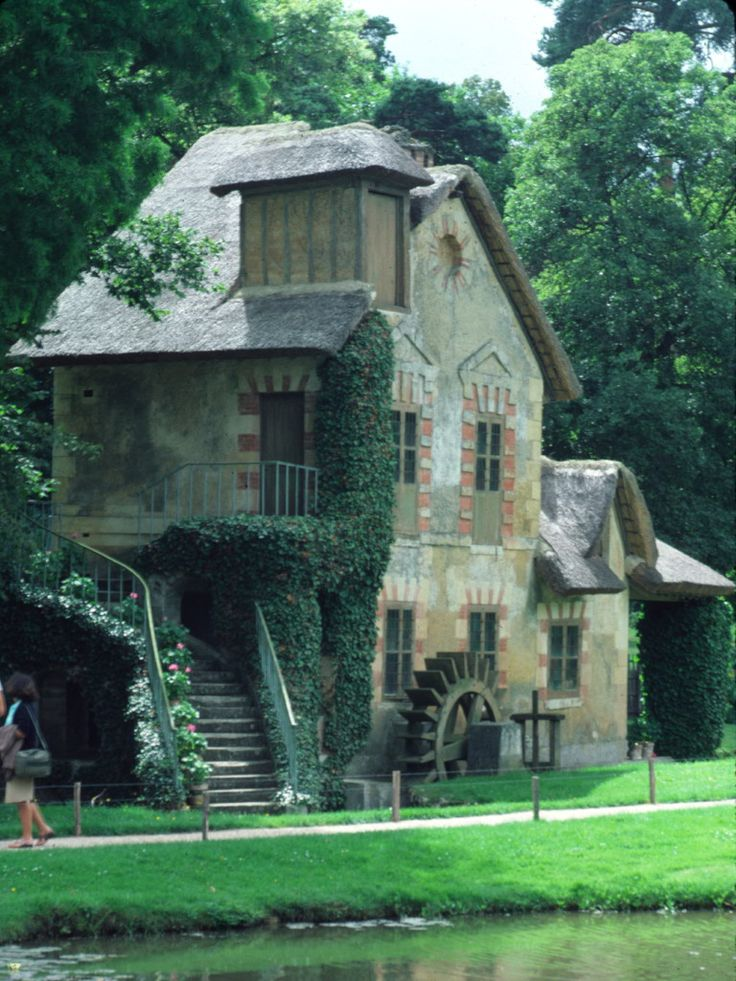 French Mill House Mills Pinterest