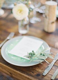 Mint Wedding Inspiration